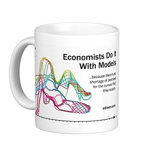 ökonomen Do it mit Modelle Großer Becher