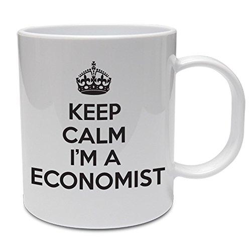 Keep Calm I 'm An Ökonom–Wirtschaft/NEWS/Business/witzige Motto Keramik Tasse