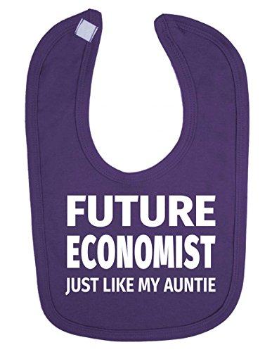 Zukunft Ökonom Just Like My Auntie Süße Neugeborene Kleinkinder Baby Lätzchen